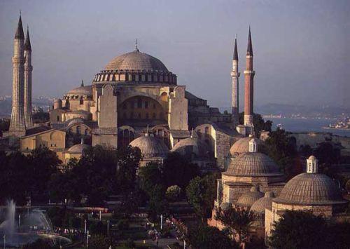 Архитектура византии тип купольной