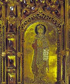 Царь соломон pala d oro сан марко венеция